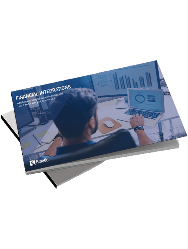 financial integrations ebook
