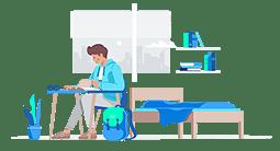 student accommodation management